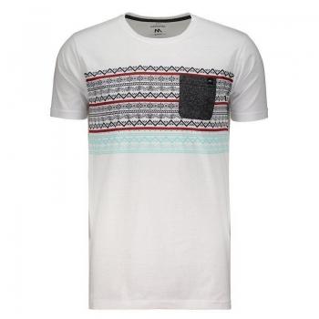Camiseta Rusty Bearhave Branca
