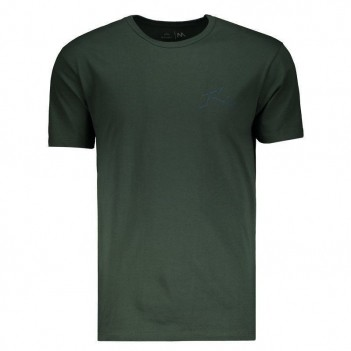 Camiseta Rusty Location 2 Silk Verde