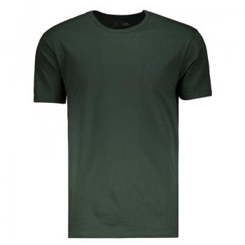 Camiseta Rusty Location 2 Silk Verde
