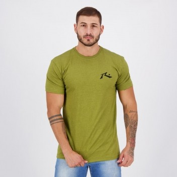 Camiseta Rusty Silk Competition Verde