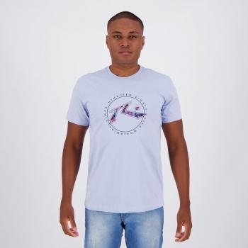 Camiseta Rusty Silk Dayzed Azul