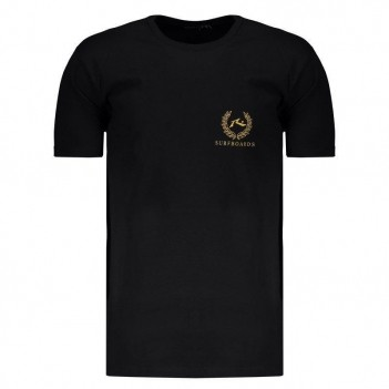 Camiseta Rusty Warm Up Preta