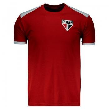 Camiseta São Paulo Basic Vermelha