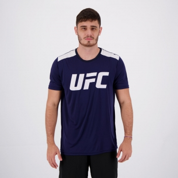 Camiseta UFC Basic Training Marinho