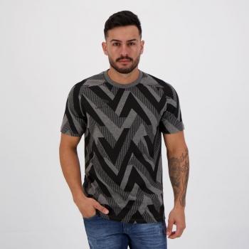 Camiseta Umbro Diamond Club Cinza