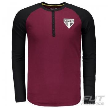 Camiseta Under Armour São Paulo Player M/L