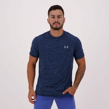 Camiseta Under Armour Tech Tee Twist Marinho