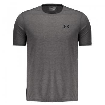 Camiseta Under Armour Threadborne Cinza