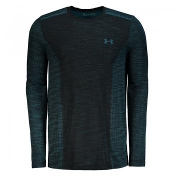 Camiseta Under Armour Threadborne Seamless Verde