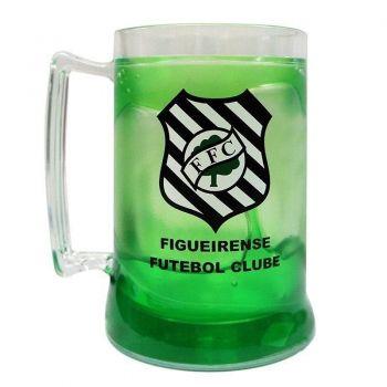 Caneca Gel Verde Figueirense Escudo