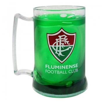 Caneca Gel Fluminense Escudo Verde