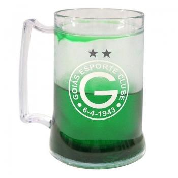 Caneca Gel Goiás Escudo Verde