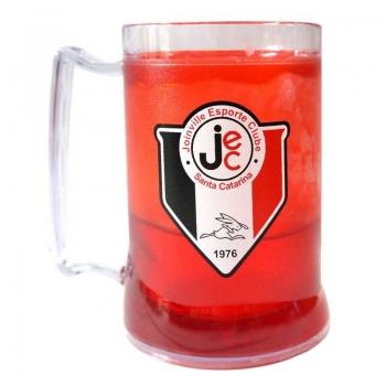Caneca Gel Joinville Vermelha Escudo
