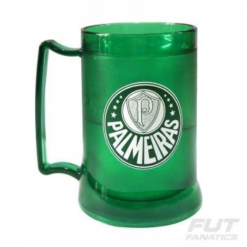Caneca Gel Palmeiras Escudo Verde