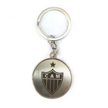 Chaveiro Atlético Mineiro Bola Escudo