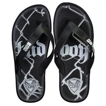 Chinelo Bad Boy Jab Pro Preto