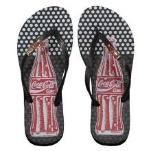 Chinelo Coca Cola Bottle Poa Feminino