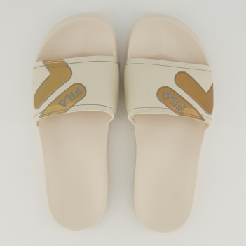 Chinelo Fila F-Beach Feminino Off White