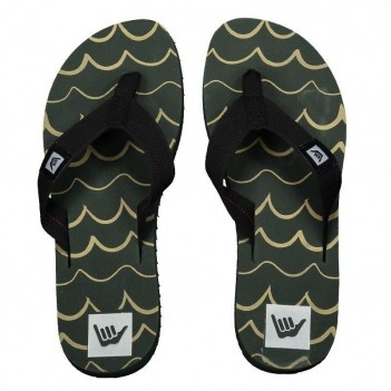 Chinelo Hang Loose Vortex 18 Verde