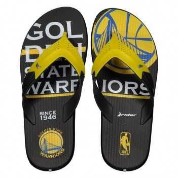 Chinelo Rider Double NBA Golden State Warriors Pre