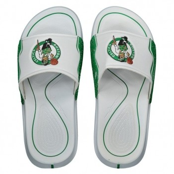 Chinelo Rider NBA Boston Celtics Branco