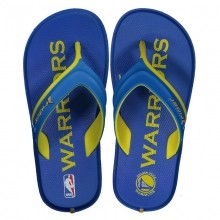 Chinelo Rider NBA Golden State Warriors Infantil