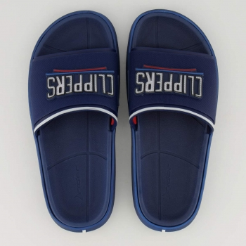 Chinelo Rider NBA Los Angeles Clippers Block Azul