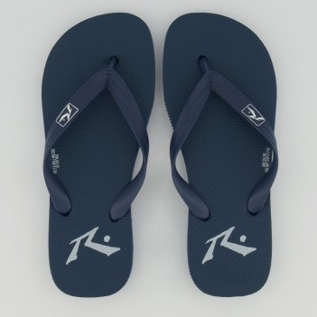 Chinelo Rusty Competition Azul