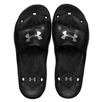 Chinelo Under Armour Locker III SL Preto