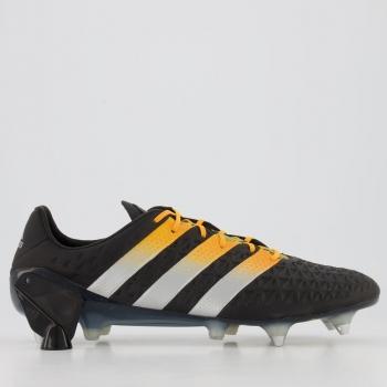Chuteira Adidas Ace 16.1 SG Campo Preta