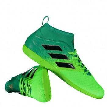 Chuteira Adidas Ace 17.3 IN Futsal Verde