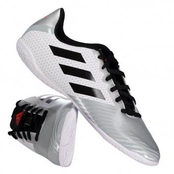 Chuteira Adidas Artilheira 18 IN Futsal Prata