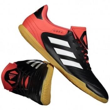 Chuteira Adidas Copa 18.4 IN Futsal Preta