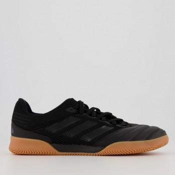 Chuteira Adidas Copa 19.3 IN Futsal All Black