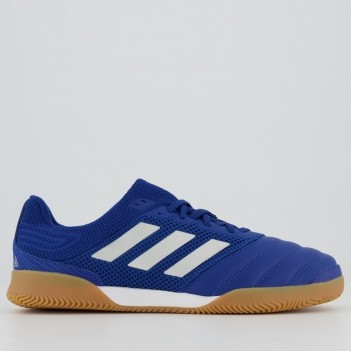 Chuteira Adidas Copa 20.3 IN Futsal Azul