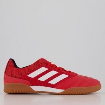 Chuteira Adidas Copa 20.3 IN Futsal Vermelha