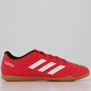 Chuteira Adidas Copa 20.4 IN Futsal Vermelha