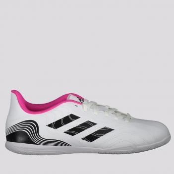 Chuteira Adidas Copa 21.4 IN Futsal Branca