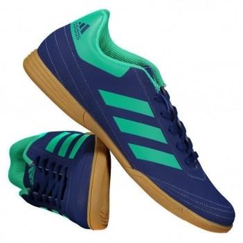Chuteira Adidas Goletto VI IN Futsal Azul