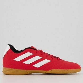 Chuteira Adidas Goletto VII IN Futsal Vermelha