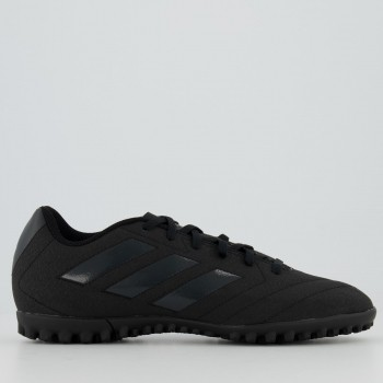 Chuteira Adidas Goletto VII TF Society All Black