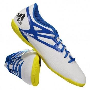 Chuteira Adidas Messi 15.4 In Futsal Branca