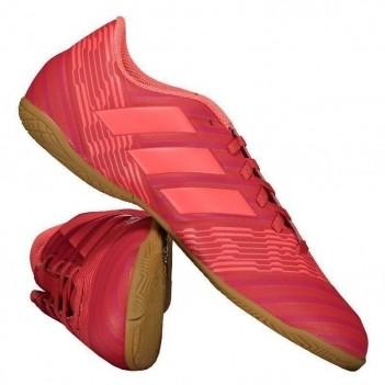 Chuteira Adidas Nemeziz 17.4 IN Futsal Vermelha