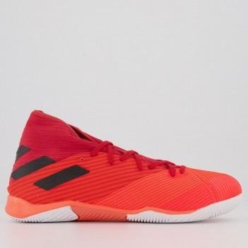 Chuteira Adidas Nemeziz 19.3 IN Futsal Laranja