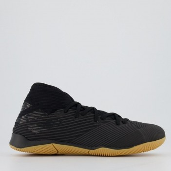 Chuteira Adidas Nemeziz 19.3 IN Futsal Preta