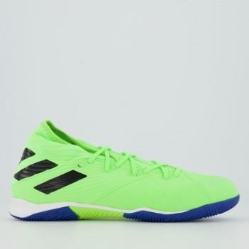 Chuteira Adidas Nemeziz 19.3 In Futsal Verde