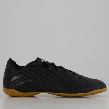 Chuteira Adidas Nemeziz 19.4 IN Futsal Preta