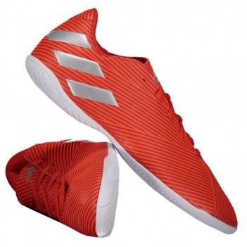 Chuteira Adidas Nemeziz 19.4 IN Futsal Vermelha