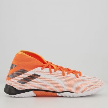 Chuteira Adidas Nemeziz 20.3 In Futsal Branca