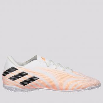 Chuteira Adidas Nemeziz 20.4 IN Futsal Branca